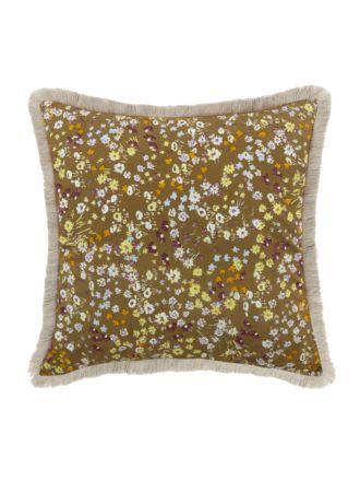Aggie European Pillowcase