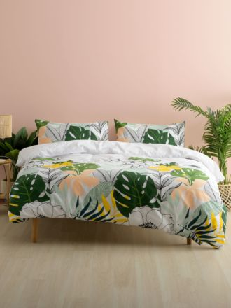 Tropicana Duvet Cover Set