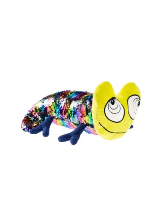 Coco Chameleon Novelty Cushion