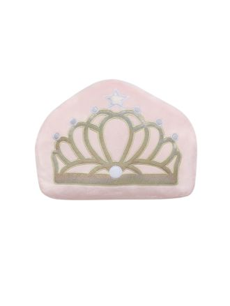 Dance Princess Crown Novelty Cushion