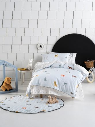 Dogs For Days Duvet Cover Set