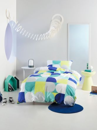 Popsicle Duvet Cover Set
