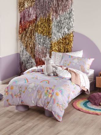 Unicorniverse Duvet Cover Set