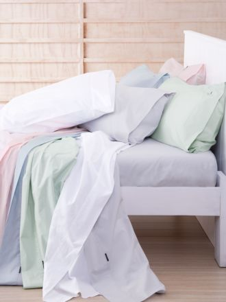 375 Cotton Percale Sheet Set