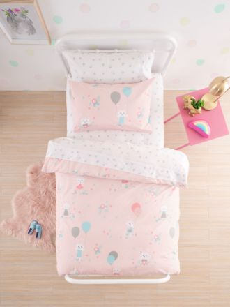 Bunnyville Duvet Cover Set