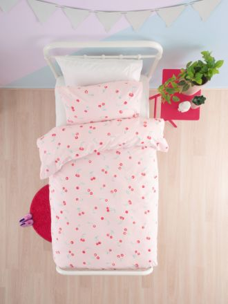 Cherry Duvet Cover Set