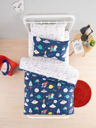 Space Squad Duvet Cover Set