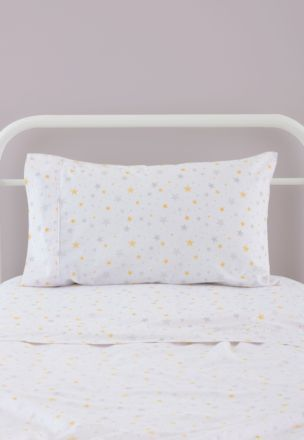 Star Dust Fitted Sheet