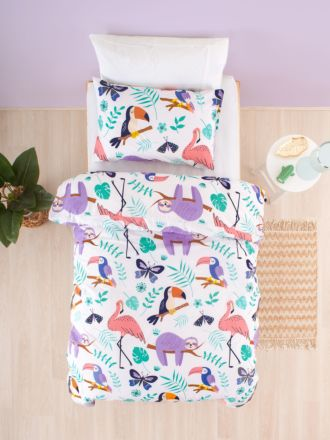 Tropica Duvet Cover Set