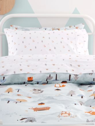 Woodlands Flat Sheet
