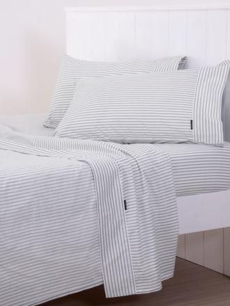 Stripe Flat Sheet