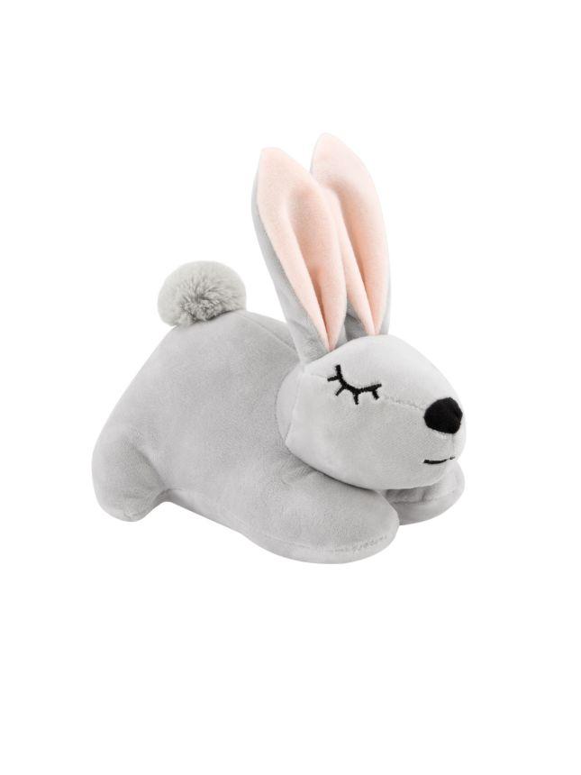 Woodland Bunny Novelty Cushion