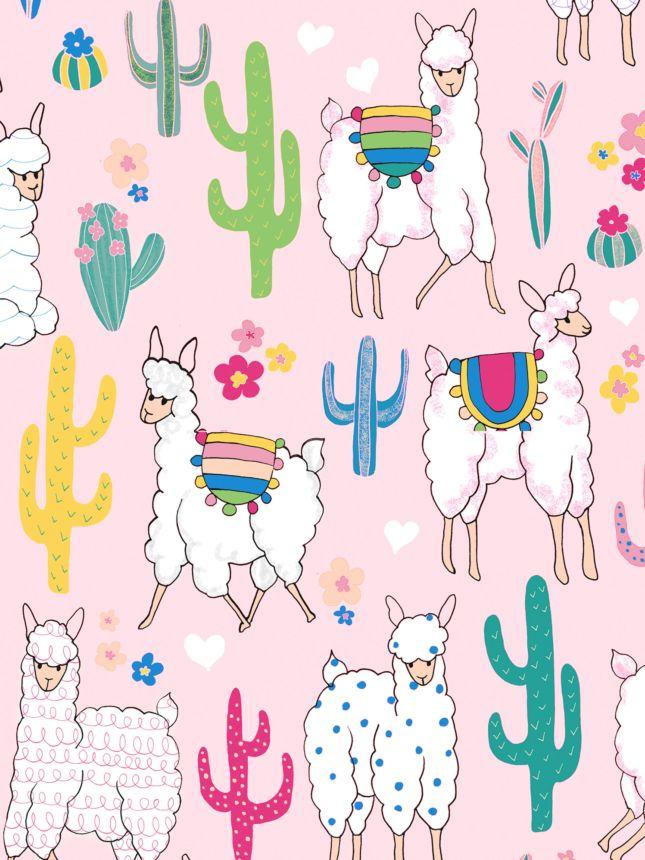 La La Llama Duvet Cover Set
