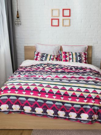 Aztec Duvet Cover Set