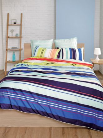 Dream Stripe Duvet Cover Set