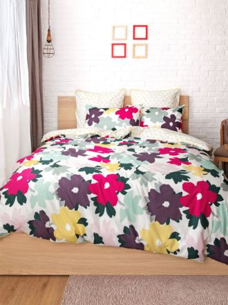 Wildflowers Duvet Cover Set