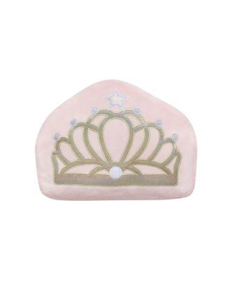 Dance Princess Crown Novelty Cushion