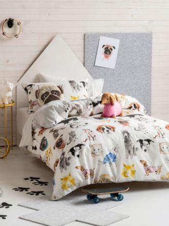 Pets Life Duvet Cover Set