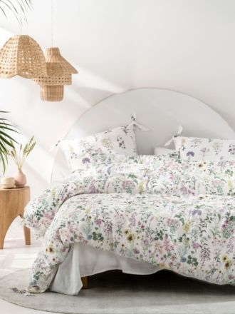 Fleurette Duvet Cover Set