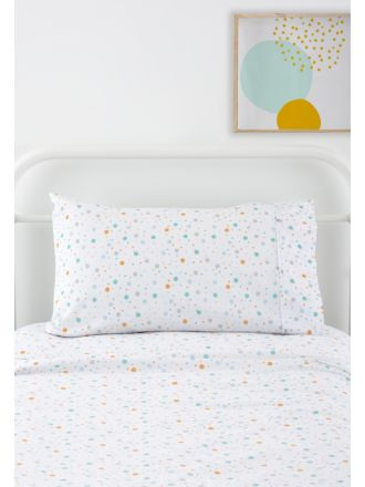 Bright Spot Fitted Sheet