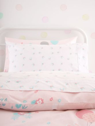 Fleur Fitted Sheet