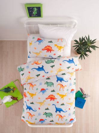 Jurassic Duvet Cover Set