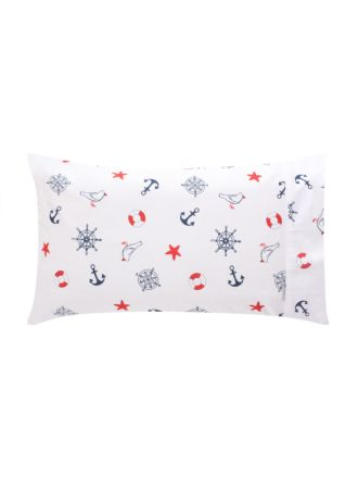 Maritime Standard Pillowcase