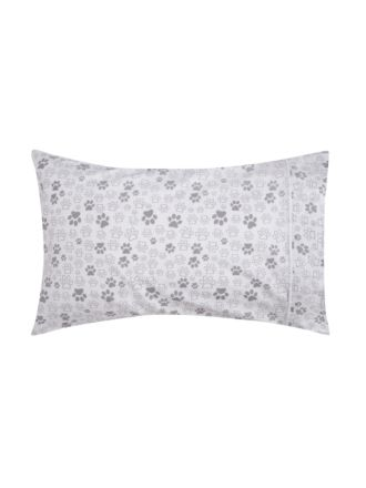 Paws Standard Pillowcase
