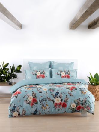 NZ Botanical Duvet Cover Set