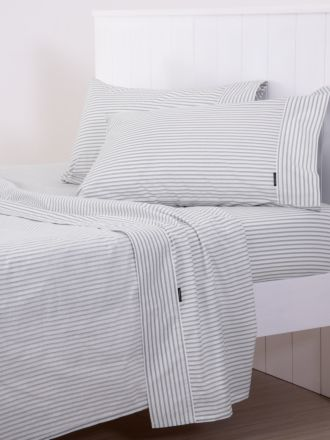 Stripe Fitted Sheet