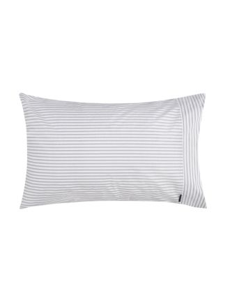 Stripe Standard Pillowcase Pair