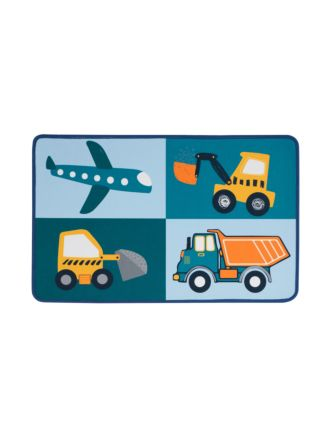 City Travel Floor Mat