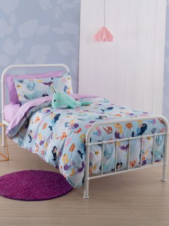 Ocean Splash Duvet Cover Set
